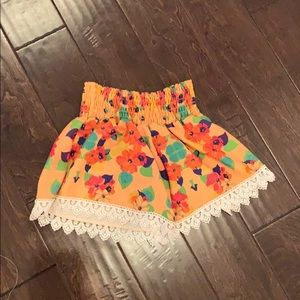 Other - Floral shorts